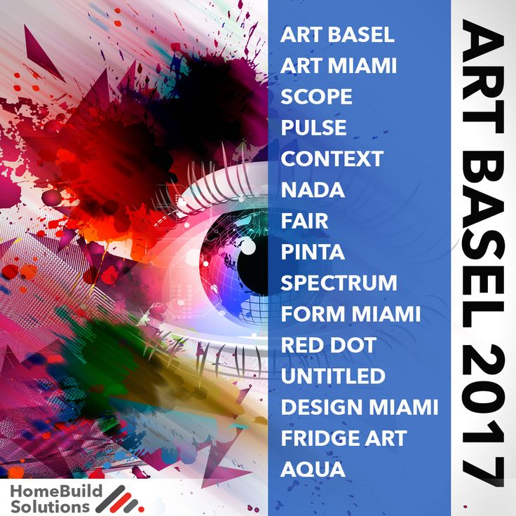 ART BASEL 2017- What to do during miami art week? Click here for a variety of Art Fairs in miami. www.artbasel.com www.artmiami.com ​www.scope-art.com ​www.pulseartfair.com ​www.contextartmiami.com www.newartdealers.org www.fairmarket.art www.pintamiami.com www.spectrum-miami.com www.formmiami.com www.reddotmiami.com ​www.untitledartfairs.com www.designmiami.com ​www.fridgeartfair.com ​www.aquaartmiami.com