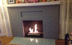 Glass Tile Fireplace on Pinterest  Mosaic tile fireplace, Fireplace ...