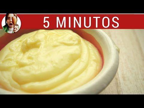 Cómo hacer crema pastelera en 5 minutos   Cocina