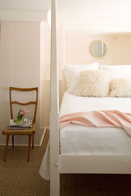 218 best pink wall color images on pinterest interior - Shades of pink for bedroom walls ...