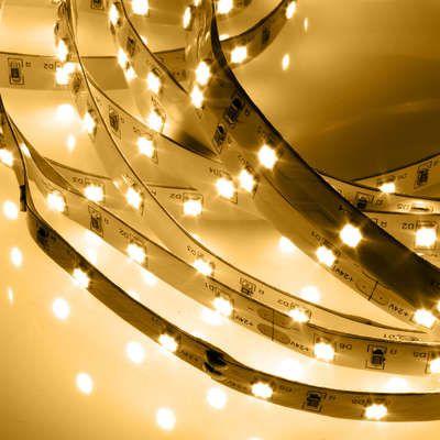 24V LED-Streifen dimmbar - flexibler LED-Stripe - 6x LEDs...