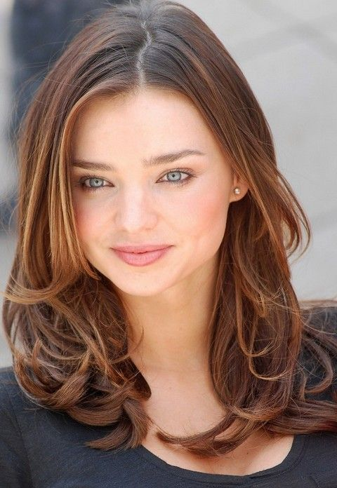 Miranda Kerr Hairstyles: Pretty Curls Maybe just a tad longer 6 1