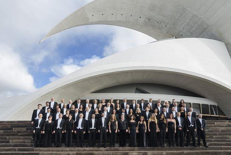 La Orquesta Sinfónica de Tenerife ofrece un nuevo espectáculo didáctico, 'El ABC de la OST', para acercar la música clásica a los escolares. Nosotros, en Digital 104, hemos tenido el inmenso placer de poner nuestro granito de arena a través de los visuales que se integran en el concierto. #Digital104ProducciónAudiovisual