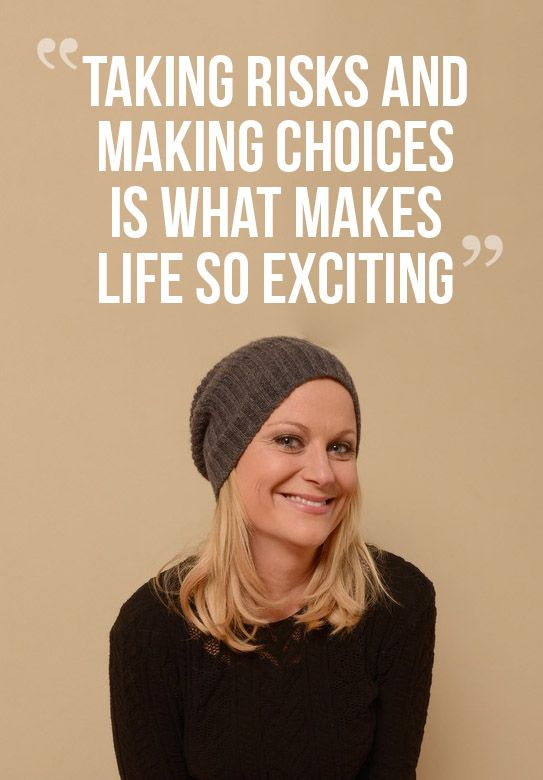 9 Inspiring Amy Poehler Quotes