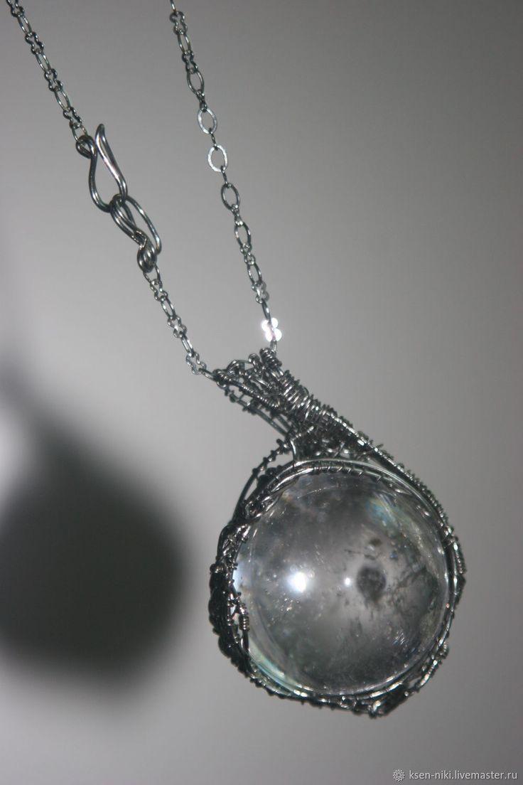 """Купить Кулон """"Magic sphere...№1"""" в интернет магазине на Ярмарке Мастеров"""