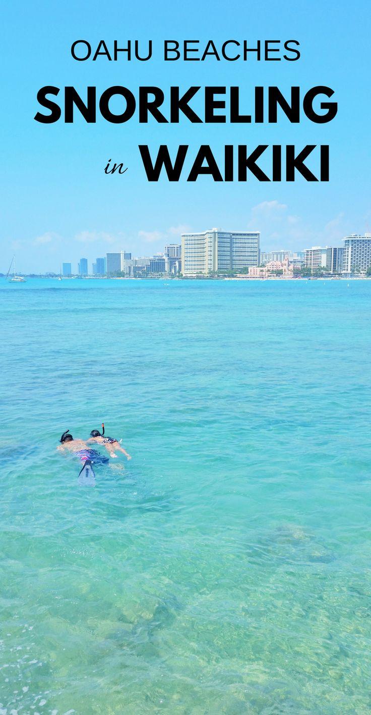 Cheap Snorkel Tours Oahu
