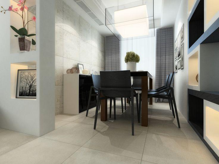 Una idea para remodelar con interceramic trio cement for Interceramic pisos
