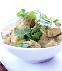 Weigh-Less Online - Nutty Chicken Curry