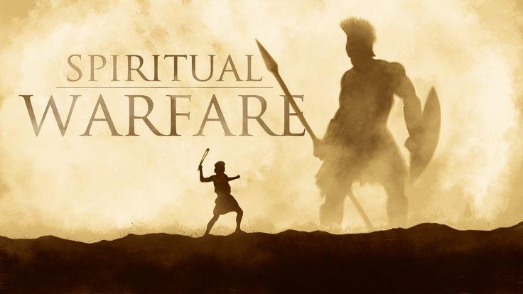 A beginners guide to spiritual warfare