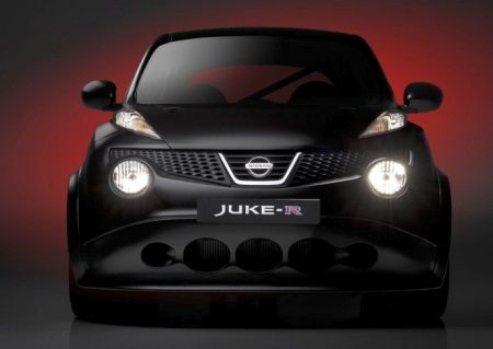 2012 Nissan Juke-R Review