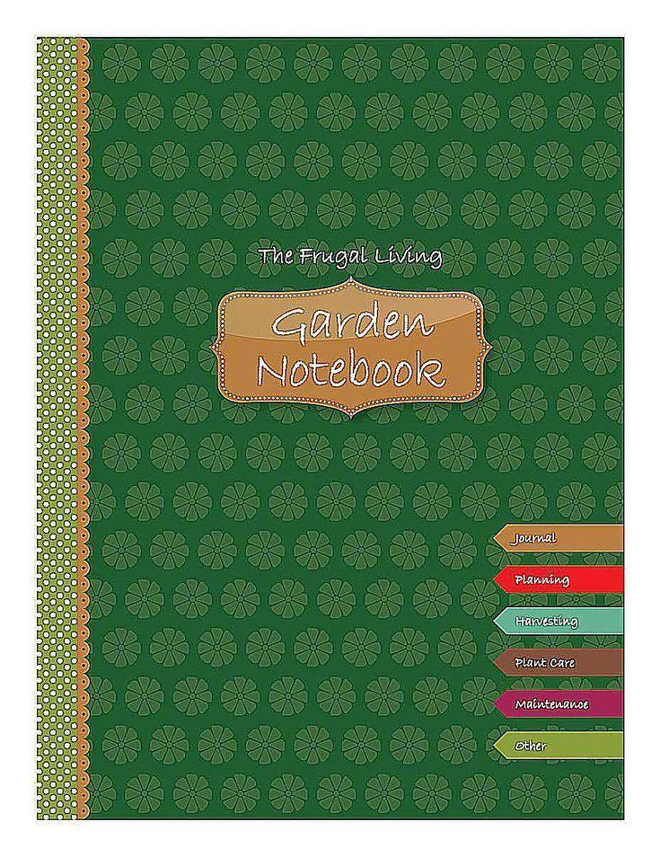 Print This Free Garden Planner: Printable Garden Notebook