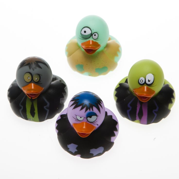 Shop for Zombie Rubber Ducks, Ducks, Rubber Ducks. Plus tons of other stunning Ducks party supplies, favors, and decorations.