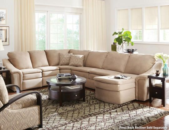 Art Van Furniture Living Room Sets: 25+ Best Ideas About Reclining Sectional On Pinterest