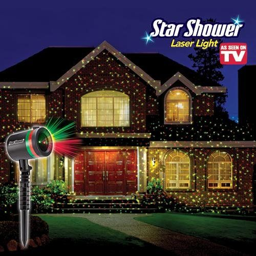 Star Shower Star Shower Outdoor Laser Christmas Lights