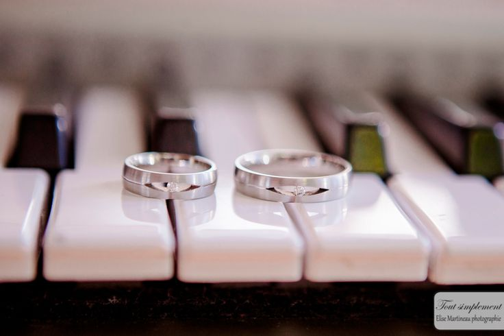 Alliances mariage - Wedding
