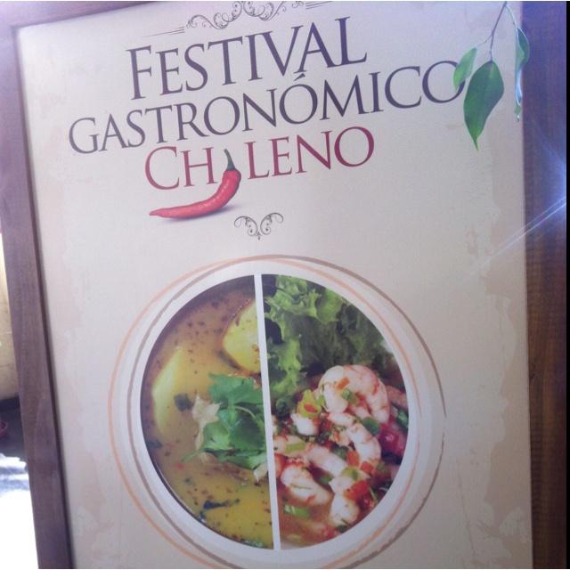 Promoción Gastronómica Del Beto Restaurant Comida Chilena