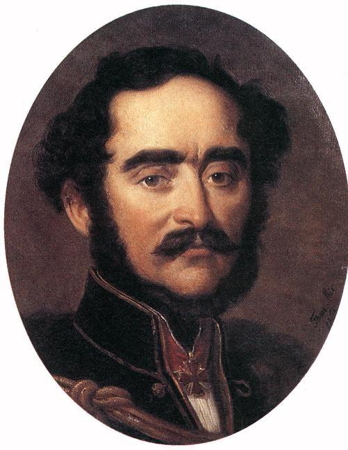 Than Mór: Gróf Széchenyi István 1863