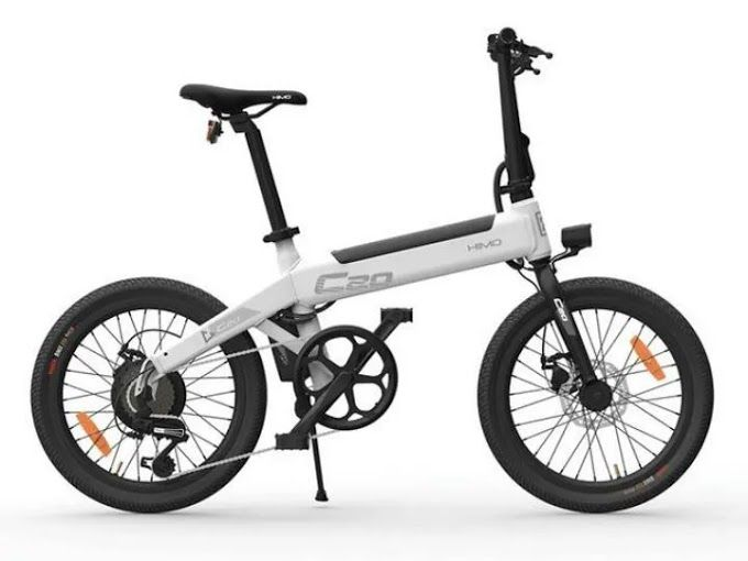 Xiaomi Launched The Himo C20 Electric Bike With Images