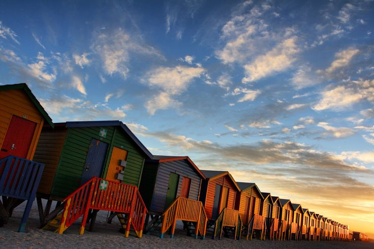 Cape Town, Güney Afrika...