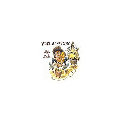Tv #album #weird al #yankovic cd ,  View more on the LINK: http://www.zeppy.io/product/gb/2/142242379628/