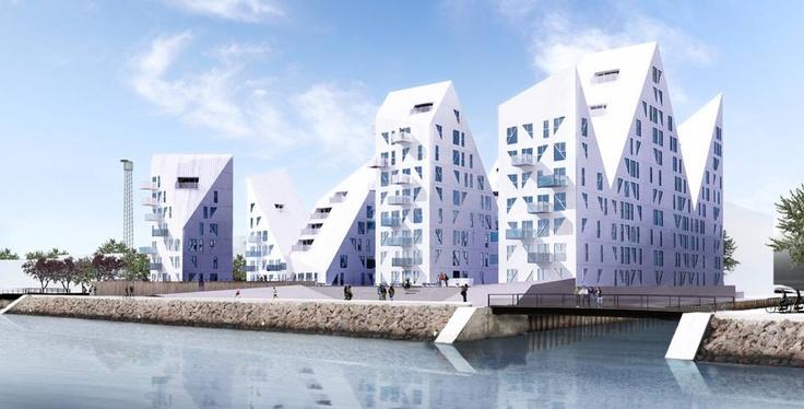 The Iceberg, Aarhus