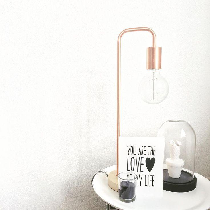#kwantum repin: Tafellamp DAPHNE @jolienesnellen