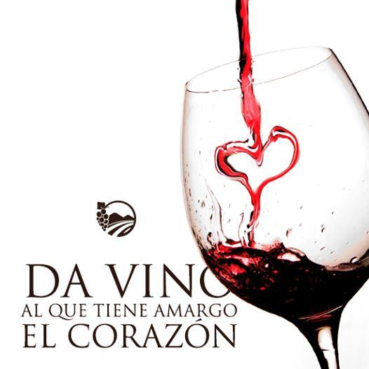 Porque el vino también es la cura de todas las penas…  #BajaCaliforniaVinos