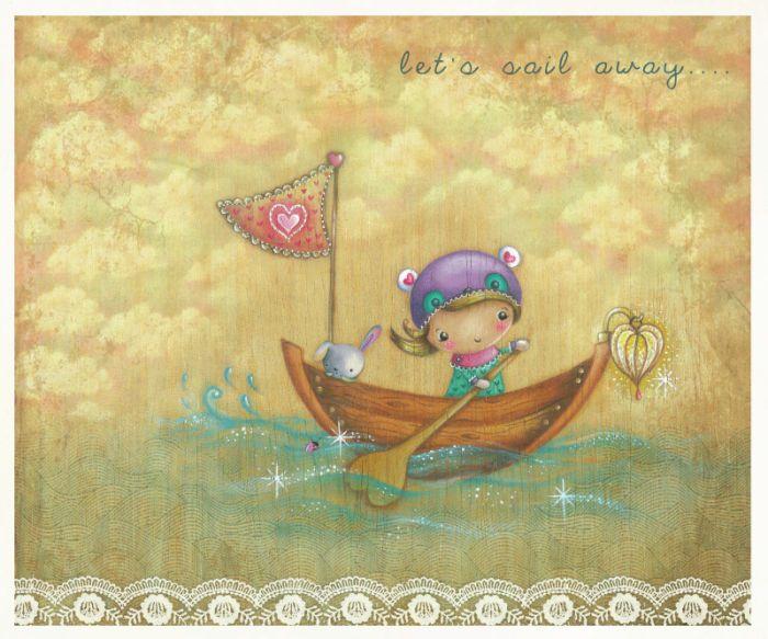 Alice Wong - Lets Sail Away
