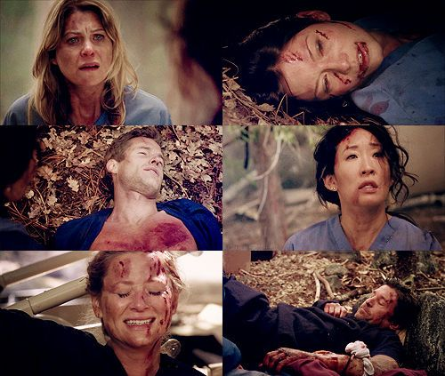 Quite possibly the worst/best episode of Grey's to date ...