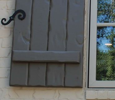 46 best Tuscan Shutters images on Pinterest