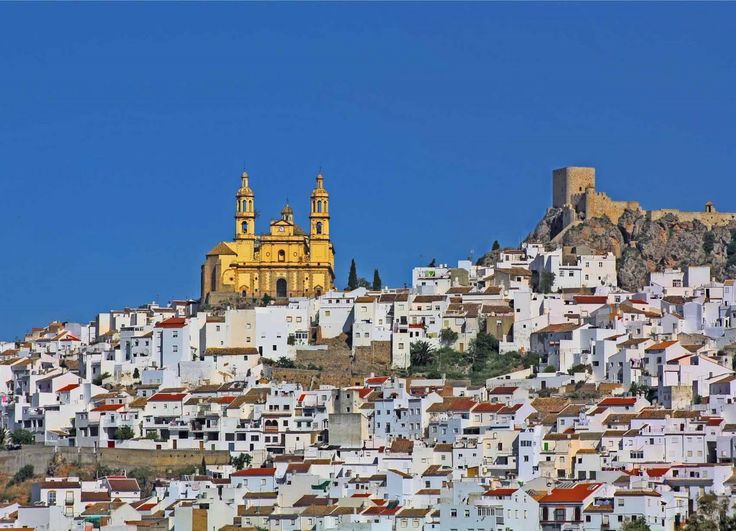 Pueblos Blancos - Google Search