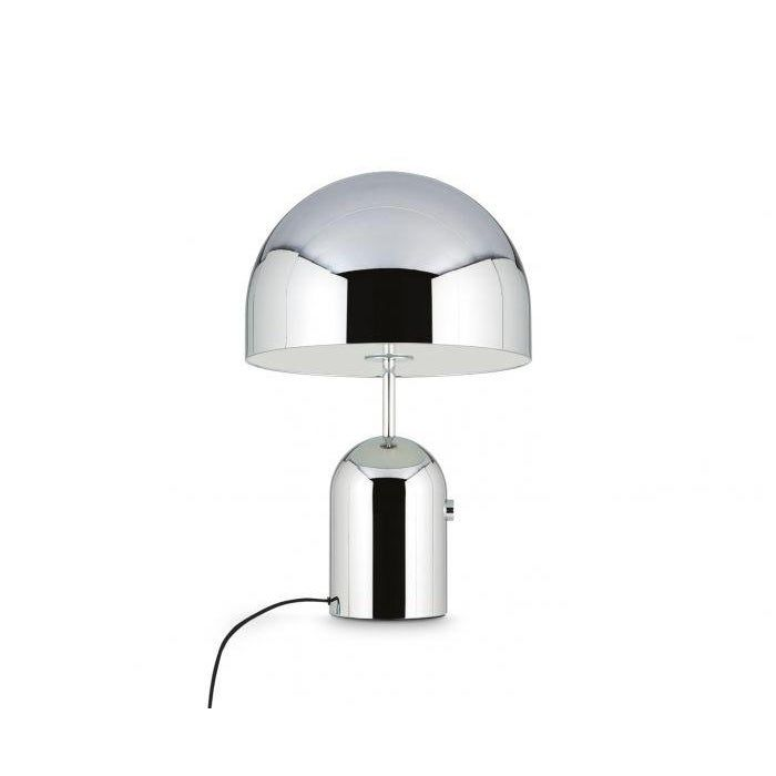 Tom Dixon Bell Table Lamp Large Chrome In 2020 Lamp Tom Dixon Lamp Table Lamp