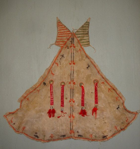 Miniature cheyenne tipi cover this and more important art for Cheyenne tribe arts and crafts
