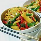 Foto recept: Wokgerecht met tamarinde
