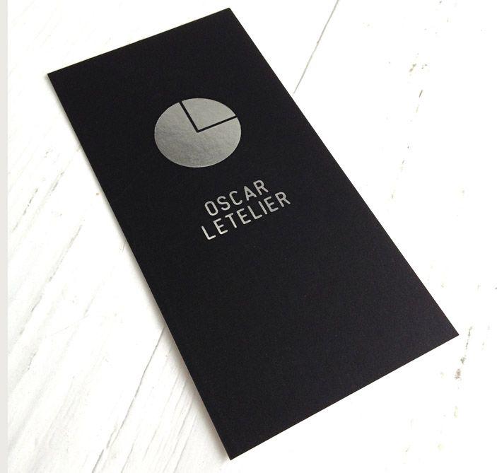 Oscar Letelier - Business Card
