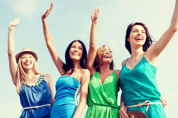 Why You Deserve a Girls' Weekend