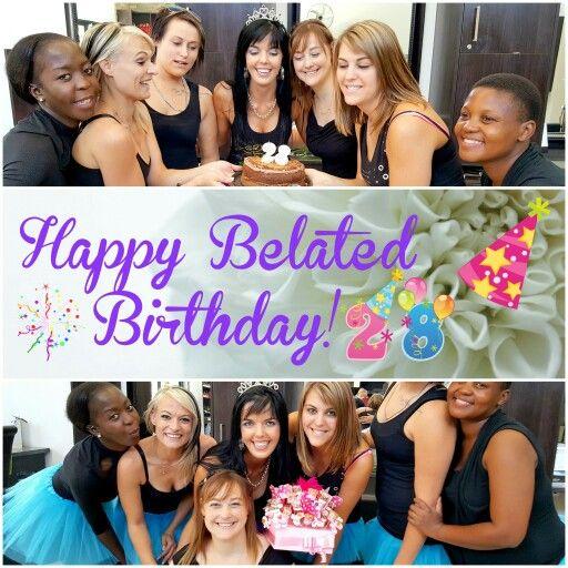 Happy Belated Birthday, Irene! Mag dit ń geseënde jaar wees en  mag al jou droome waar word!  #happy #birthday #celebrate #skindna #skindnapretoria