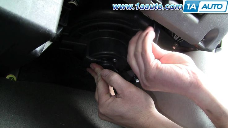 http://strictlyforeign.biz/ How To Install Replace AC Heater Fan Motor Toyota Sequoia 2001-07 1AAuto...
