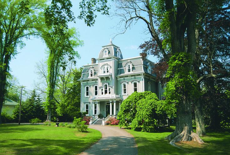 Queen Anne Inn, Annapolis Royal.