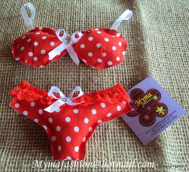 Cute Dufts ckchen Bikini free pattern Schnittvorlage