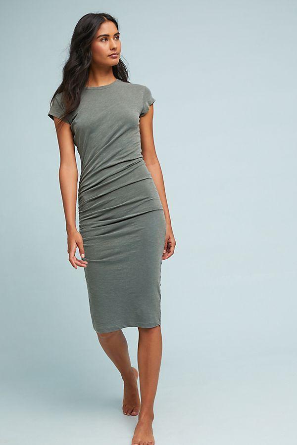 455bb241ba398 Sundry Ruched T-Shirt Dress   My Style   Shirt dress, Dresses, Shirts