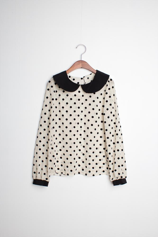 peter pan collar                                                                                                                                                                                 Más