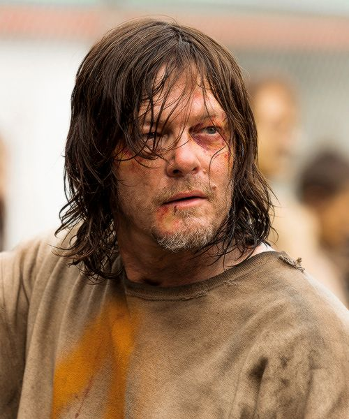 Daryl Dixon in The Walking Dead Season 7 Episode 7 | Sing Me a Song