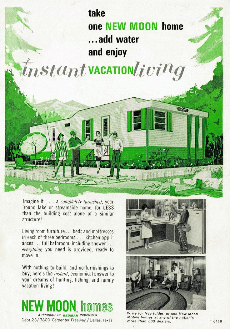 New Moon Homes 1964