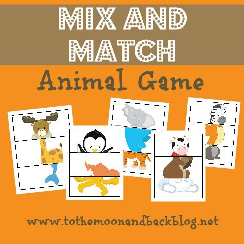 """It's time for the Story Corner blog hop! This month's theme was """"Animals.""""I have the most fun book for little ones for this month's activity! """"Muddle and Match: Jungle Animals""""is an adorable board book for the younger set that features brief sentences full of fun alliteration about several animals. The thing that sets this book …"""