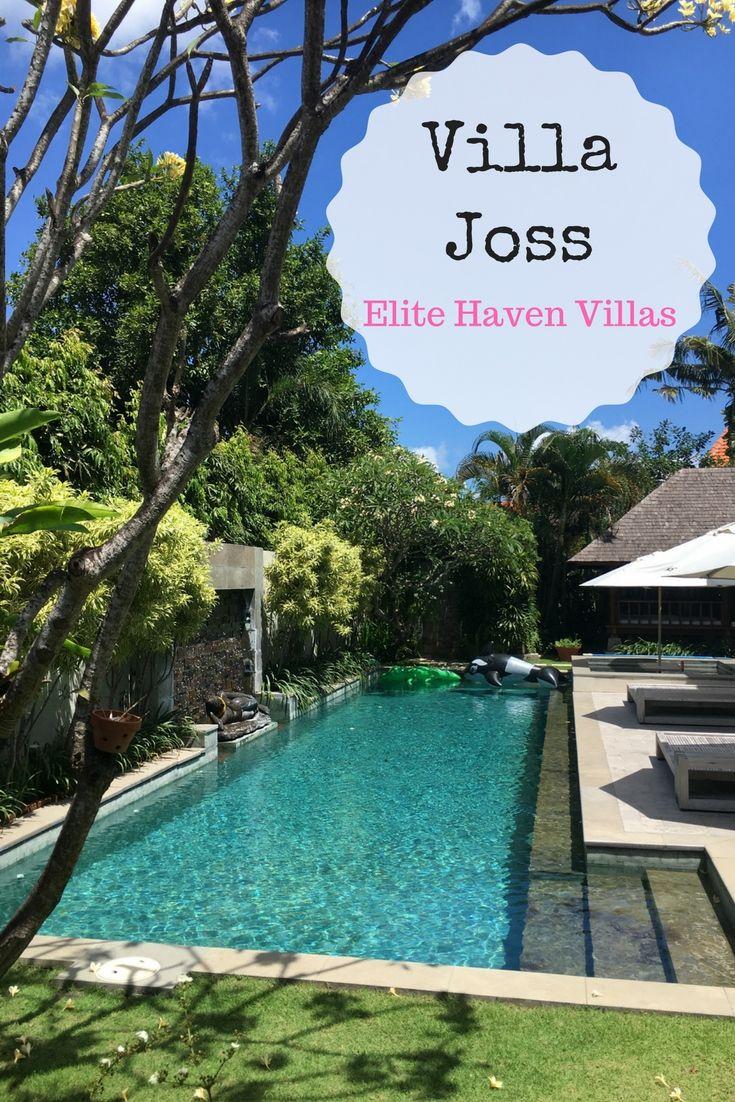 Villa Joss is located on Batu Belig in Bali, Seminyak. We had a look through for Elite Havens.