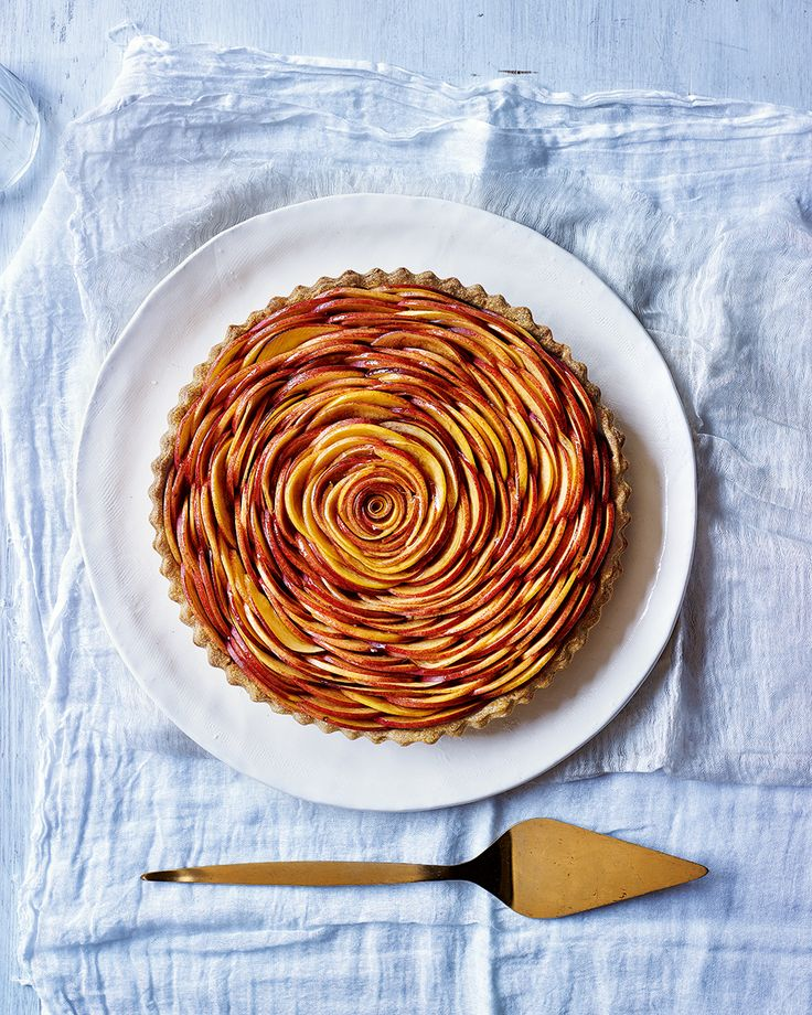 Gorgeous to look at, and even better to eat – this tart recipe will be the hero of any afternoon tea.