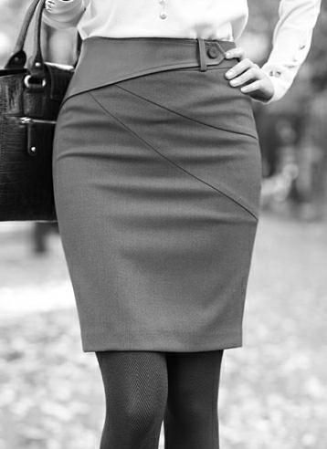 Like the detail on the skirt.