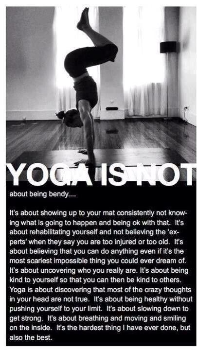 LOVE Bikram Yoga!! LOVE. IT.