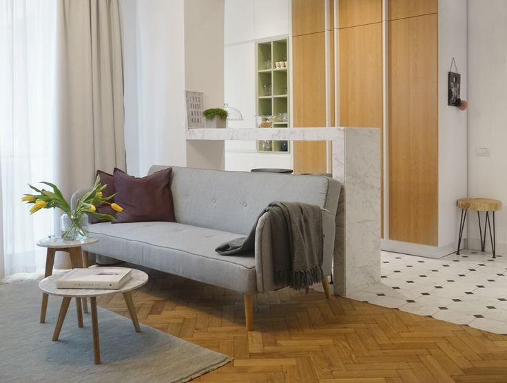 Cozy living room corner. www.iokadesign.ro